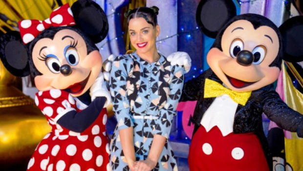 Ketty Perry a Dineys World