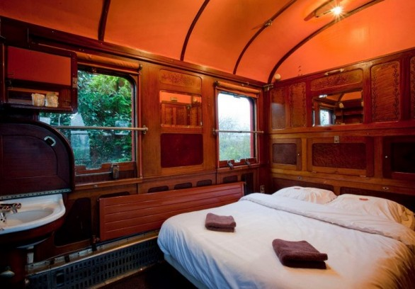 Il wagon hotel dell 39 orient express for Cabine del torrente francese