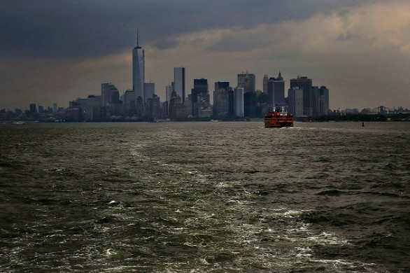Bloomberg Outlines Plans For Improving The City's Ability To Handle Large Destructive Storms