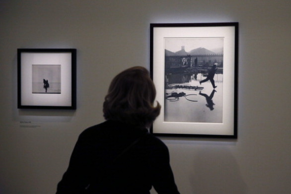 FRANCE-PHOTOGRAPHY-CARTIER-BRESSON