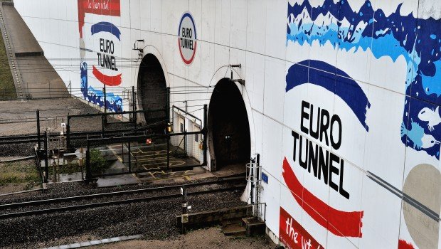 FRANCE-CULTURE-HERITAGE-EUROTUNNEL