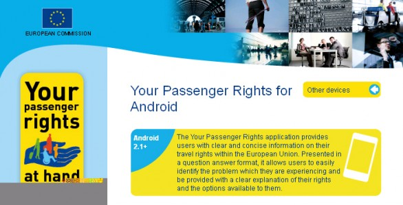 App your passenger rights