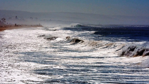 The Wedge in California
