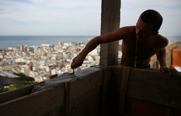 Hotel in Rio Favela Prepares to Host World Cup Visitors