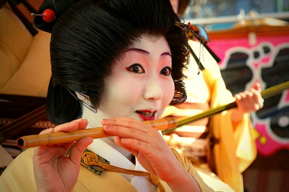 musical geisha