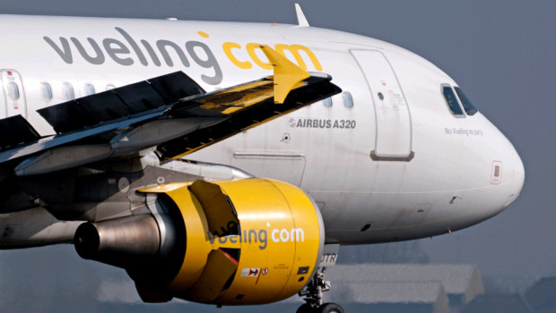 Airbus A320-214 Vueling