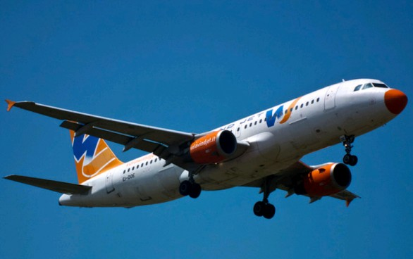 airbus a320 wind jet