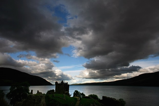 Loch Ness Voted Britain's Top Tourist Destination