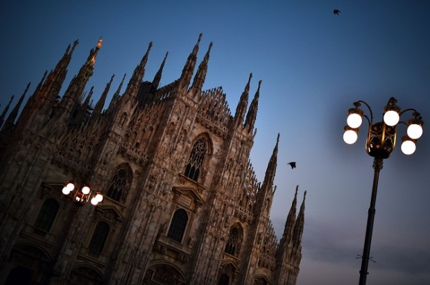 ITALY-CATHEDRAL-MILAN