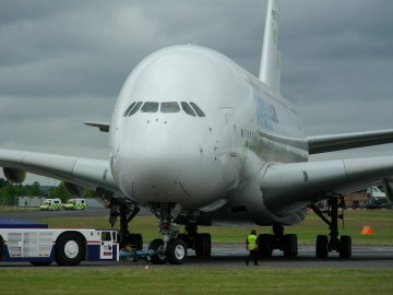 A380 fronte