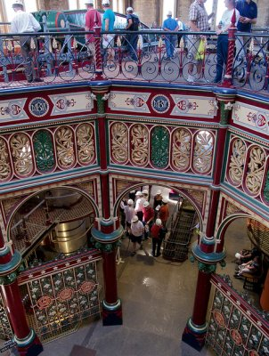 Crossness Pumping Station a Londra