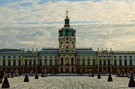 Schloss Charlottenburg, Berlino