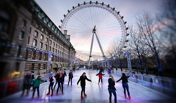London's Ice Rinks