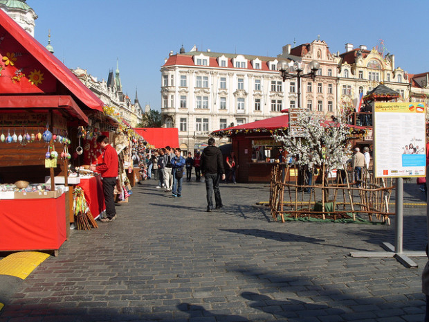 The Easter Markets