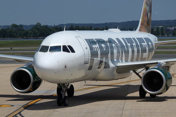 Aereo Frontier Airlines