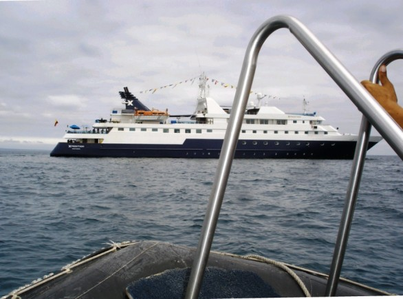 xpedition alle galapagos