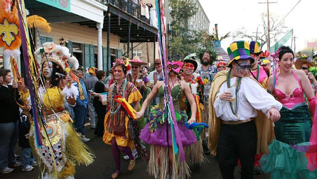 carnevale a new orleans