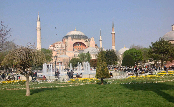 Moschea ad Istanbul