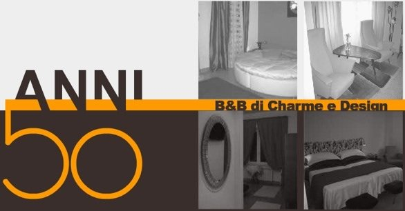 bed & breakfast roma anni 50