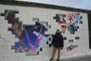 East Side Gallery, The Wall
