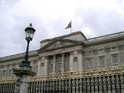 londra buckingham palace in affitto
