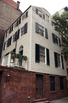 Rose Hill Historic House in Midtown Manhattan