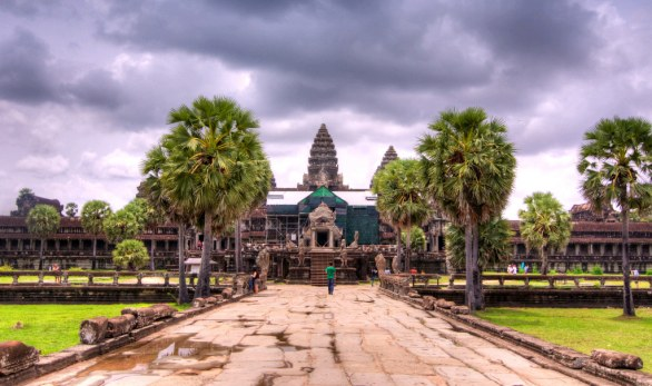 Cosa vedere in Cambogia, Angkor Wat