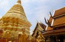 Cosa vedere in Thailandia, Wat Phrathat Doi Suthep a Chiang Mai