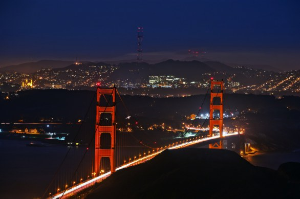 Il Golden Gate, San Francisco