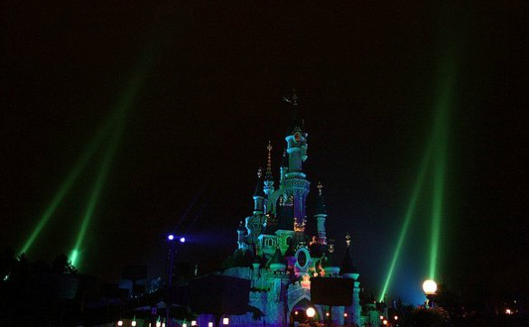 Disneyland Paris Halloween