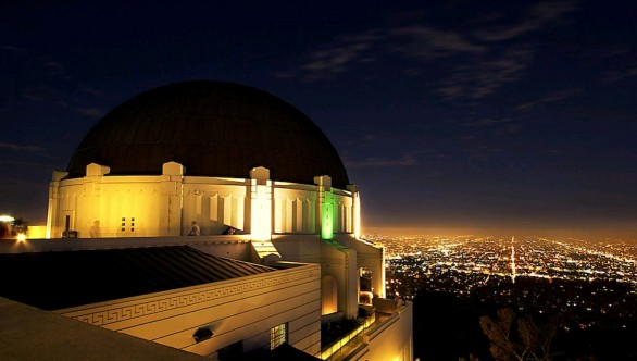 Griffith Observatory a Los Angeles
