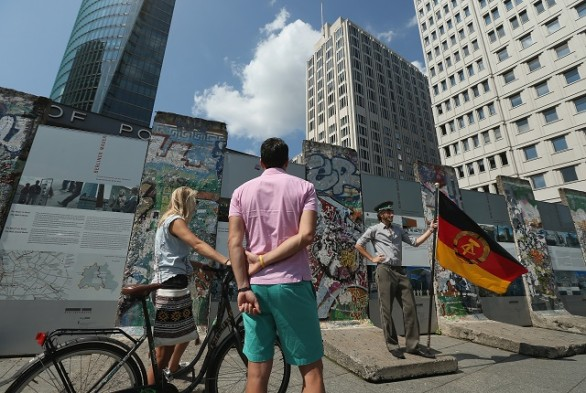 Berlin To Commemorate 25 Years Since The Fall Of The Wall
