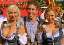 Ragazzai all'oktoberfest