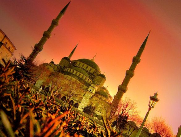 Moschea Sultanahmet Istanbul
