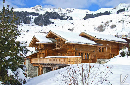 Lo chalet Vail