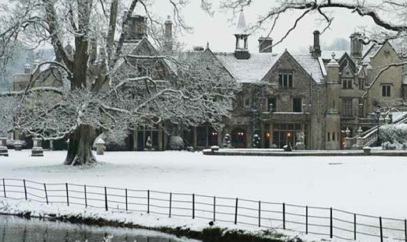 Natale a Manor House