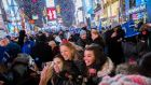 New York, Capodanno in Times Square