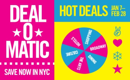 New York Deal-O-Matic