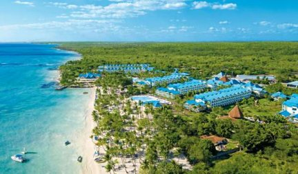 Il resort Dreams La Romana