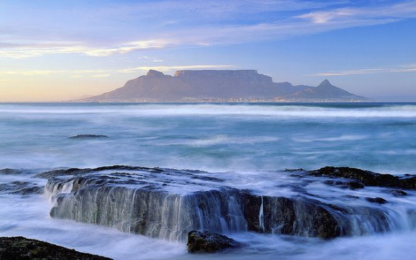 La Table Mountain