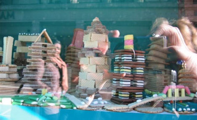 Song Dong Edible City at Selfridges