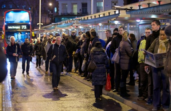 Tube in sciopero, disagi a Londra