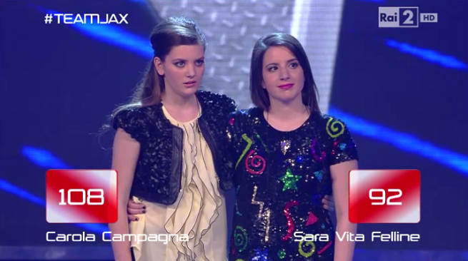 The Voice Carola Campagna