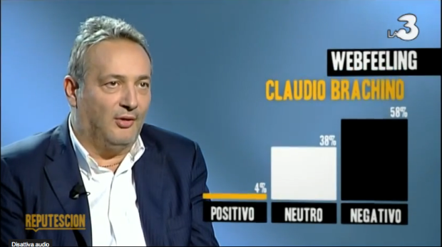 claudio brachino reputescion