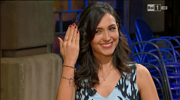caterina balivo notte
