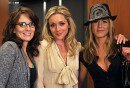 Liz, Jenna e Jennifer Aniston