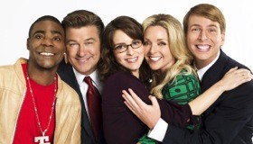 30 rock cast tina fey nbc