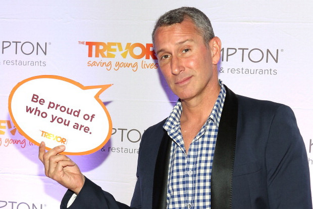 TrevorLIVE NY 2014 Kickoff Party Presented By Kimpton Hotel & Restaurants - Arrivals