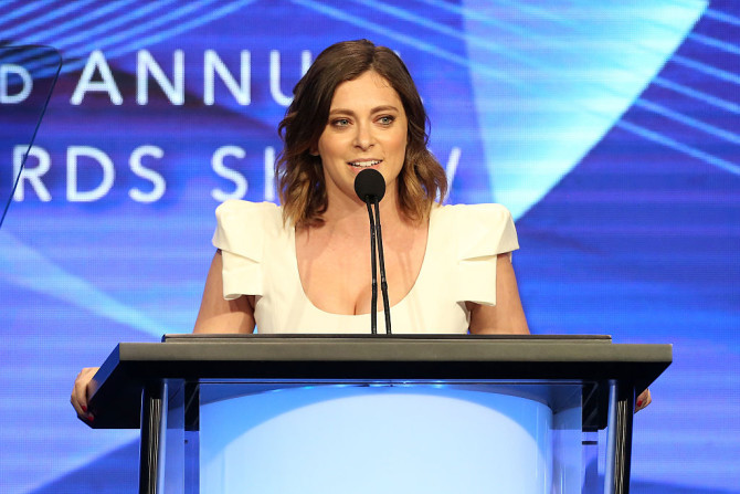 onstage at the 32nd annual Television Critics Association Awards during the 2016 Television Critics Association Summer Tour at The Beverly Hilton Hotel on August 6, 2016 in Beverly Hills, California.