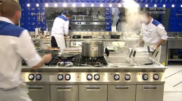 Hell S Kitchen Italia  Streaming